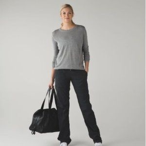Lululemon Studio pants black - regular unlined